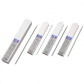 Blister de 25 électrodes I316 inox D. 2.5 mm (long.350) - 20398045 - Sidamo