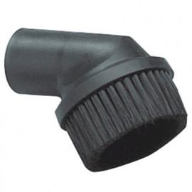 Brosse ronde pour flexible D. 32 mm pour aspirateurs JET 7 et JET 15I - 20498028 - Sidamo