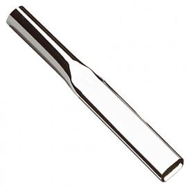 Suceur plat droit inox 300 mm pour aspirateurs JET - 20498029 - Sidamo