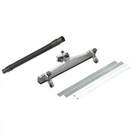 Suceur fixe à sec et à eau 600mm + flexible pour aspirateurs JET - 20498039 - Sidamo