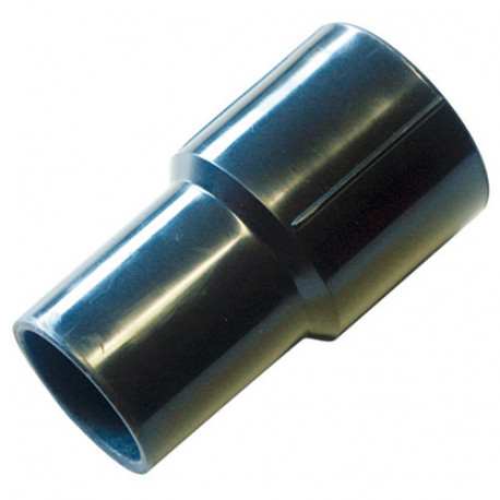 Embout de flexible D. 40 mm côté canne pour aspirateurs JET - 20499207 - Sidamo