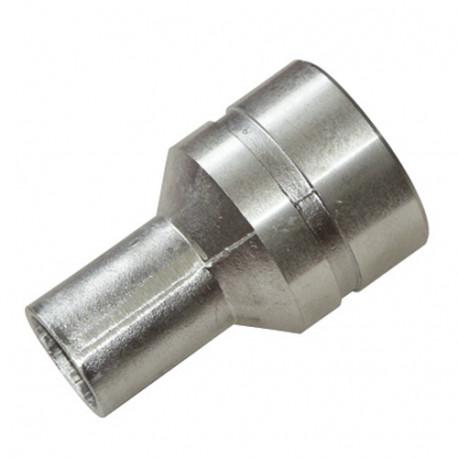 Embout de flexible D. 40 mm côté cuve pour aspirateurs JET 100 I90 - 20499409 - Sidamo