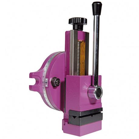 Etau rotatif 80 mm pour percuse 25 FV - 20598053 - Sidamo