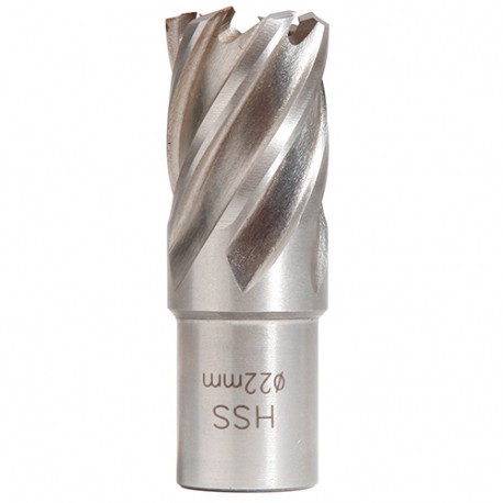 Fraise HSS Weldon 19 mm hauteur 25 mm D. 28 mm - 20598216 - Sidamo