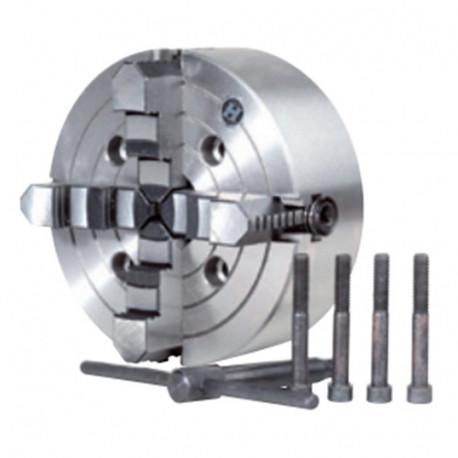 Mandrin D. 130 mm 4 mors pour tours métaux TP 750 VISU - 21398126 - Sidamo