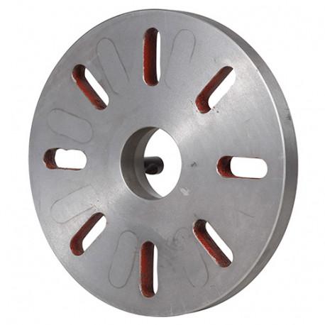 Plateau de broche D. 250 mm pour tours métaux TP 750 VISU - 21398127 - Sidamo