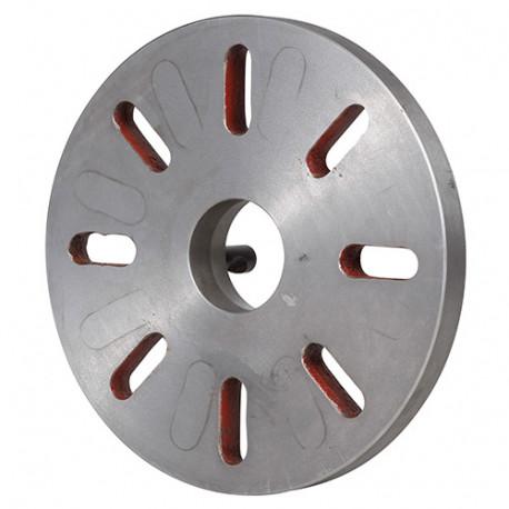 Plateau de broche D. 250 mm pour tours à métaux TP 1000 VISU - 21399610 - Sidamo