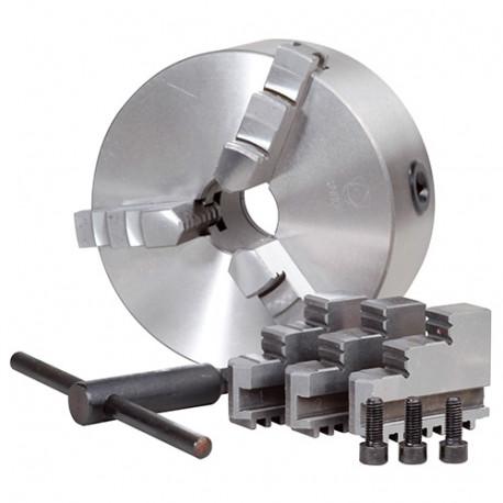 Mandrin D. 160 mm 3 mors pour tours à métaux TP 1000 VISU - 21399617 - Sidamo