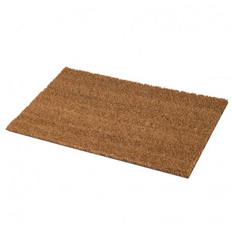 Tapis naturel avec revers rembourré PVC 350 x 600 mm - 783442 - Fixman