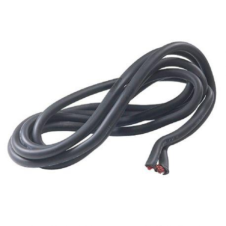 Rouleau de 2,5 mètres de cable de soudage 16 mm2 - 20398064 - Sidamo