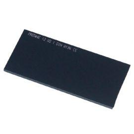 Verre fumé 105 x 50 mm teinte 11 pour masque de soudage - 20398061 - Sidamo