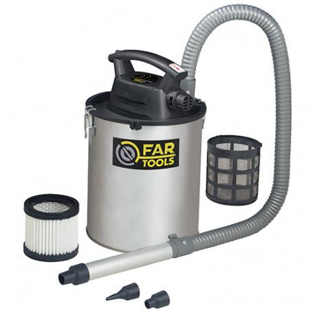 Aspirateur à cendres 11L AMF-11 500 W 230 V - 101082 - Fartools