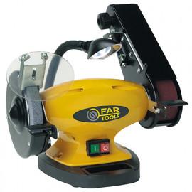Touret à meuler D. 150 mm et à bande SBG 150B 400 W 230 V - 110245 - Fartools