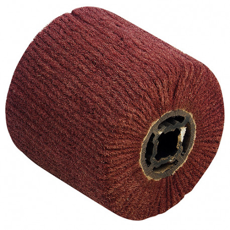 Brosse fibre synthétique D. 120 x Al. 19,5 x ép. 100 mm pour REX120 - 110873 - Fartools