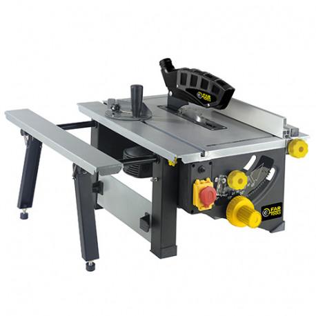 Scie sur table D. 210 mm TS 1200 1200 W 230 V - 113366 - Fartools