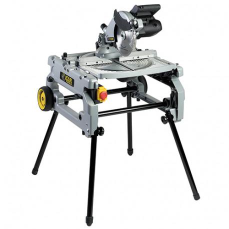 Scie combinée à onglet + table D. 255 mm FS 254 1800 W 230 V - 113393 - Fartools