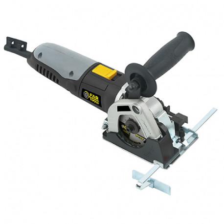 Mini scie circulaire D. 85 mm sur rail 700 mm CS 85R 500W 230 V - 115446 - Fartools