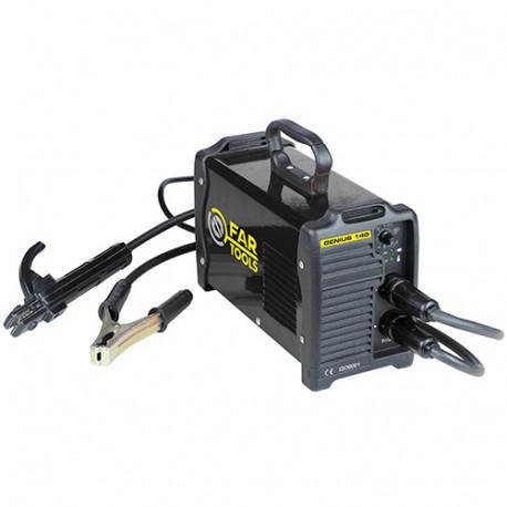 Poste à souder Inverter GENIUS 140 5200 W 230 V - 150100 - Fartools