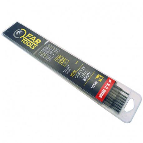 Eléctrode de soudure D. 3,2 mm - 150701 - Fartools