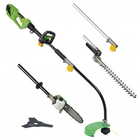 Outil jardinage modulable 4 en 1 OMF 900 900 W 230 V - 175044 - Fartools
