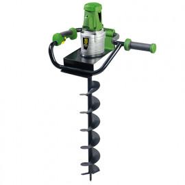 Tarière électrique D. 120 mm TE 1200 1200 W 230 V - 175305 - Fartools