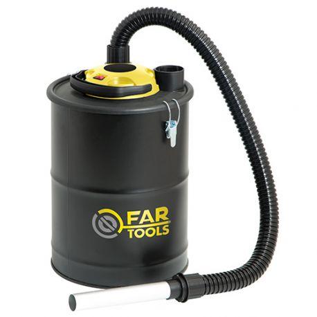 Aspirateur à cendres 18L AMF-18C 800 W 230 V - 101081 - Fartools