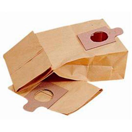 Lot de 5 sacs papier pour aspirateur NET-UP20 et NET-UP25 - 101833 - Fartools