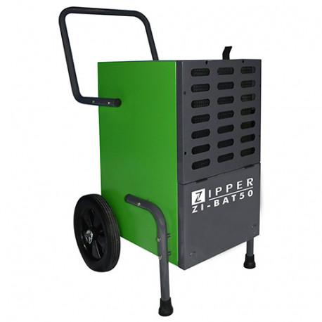 Déshumidificateur d'air 50 à 70 m2 680 M3/H 230 V 900 W - ZI-BAT50 - Zipper