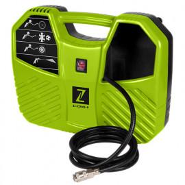 Compresseur gonfleur compact 8 bar 230 V 1100 W - ZI-COM2-8 - Zipper