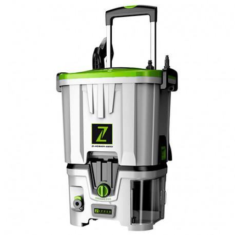 Nettoyeur haute pression 35 L 80 bar sans fil 40 V 4 Ah - ZI-HDR40V-AKKU - Zipper
