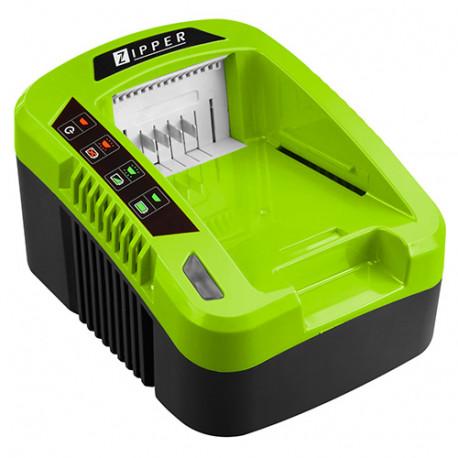 Chargeur de batterie 40 V 100 W - ZI-LGR40V-AKKU - Zipper