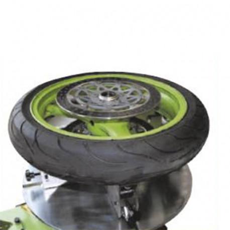 Adaptateur d'équilibreuse RWM99 pour roues de moto - ZI-RWM99MA - Zipper