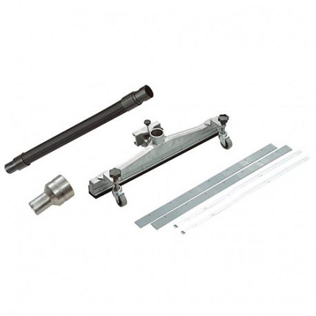 Suceur fixe à sec et à eau 600mm + flexible pour JET 100 I90 - 20498047 - Sidamo