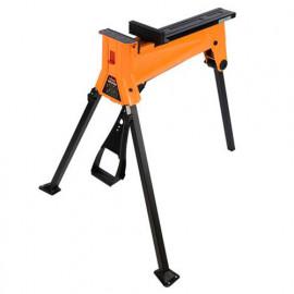Etau/tréteau portable SuperJaws SJA100E 1T de serrage de 0 à 955 mm - 327323 - Triton