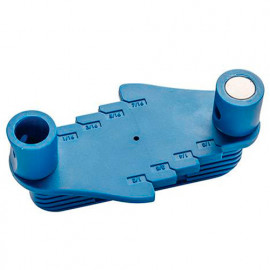 Gabarit de marquage 1,5 à 12,7 mm 53098 - 472972 - Rockler