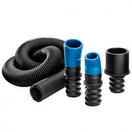 Kit 53001 de 4 pcs petites tubulures universelles d'aspiration - 533478 - Rockler
