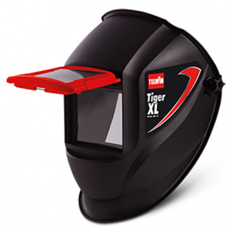 Masque de soudage TIGER XL MMA, MIG-MAG, TIG - Classe 1 - 11 DIN - 802812 - Telwin
