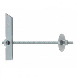 50 chevilles fixation à segment basculant avec tige filetée M6 mm (D. 16 mm) - BAESM06 - Index