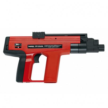 Cloueur à poudre semi-automatique pour charges clous 12 mm - FP12GUN - Index