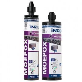 Cartouche de scellement chimique 300 ml charges lourdes Epoxy-acrylate ATE Option 7 - MOEPOX300 - Index