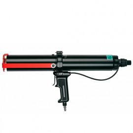 Pistolet pneumatique pour cartouche de mortier - MOPISNEU - Index
