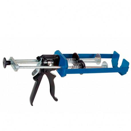 Pistolet manuel applicateur double charges MOPURE600 pour cartouche 600 ml - MOPISPUR6 - Index