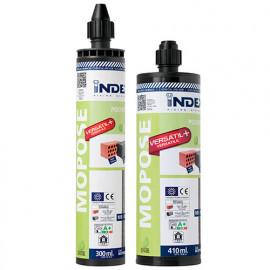 Cartouche de scellement chimique 300 ml charges lourdes Polyester sans styrène ATE Option 7 - MOPOSE300 - Index