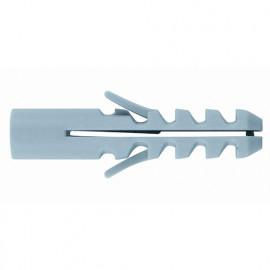 100 chevilles nylon à expansion 6 x 30 mm (D. 6 mm) - TACON06 - Index