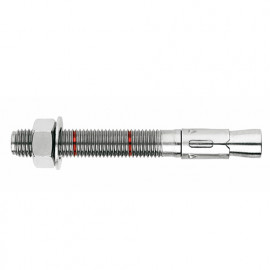 200 goujons d'ancrage ATE Option 7 M6 x 80 mm (D. 6 mm) Inox A4 - MIA406080 - Index