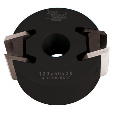 porte outils de toupie profiler avec contre fers d 120. Black Bedroom Furniture Sets. Home Design Ideas