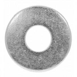 500 rondelles plate large M6 mm DIN-9021 zingué - D902106 - Index