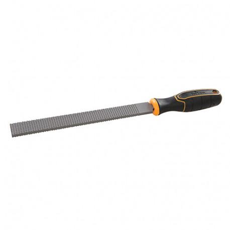 Râpe à bois plate TWFR - L. 200 mm manche bi-matière - 388568 - Triton