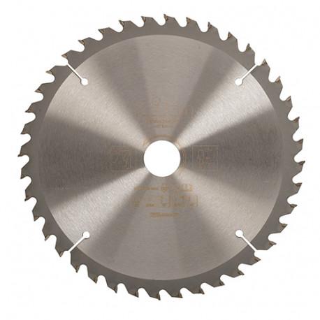 Lame de scie circulaire bois d 235 x 30 mm x 40 dents alt 418199 triton - Scie circulaire 235 mm ...