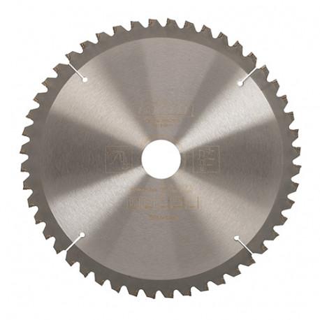 Lame de scie circulaire bois D. 216 x 30 mm x 48 dents Alt - 704229 - Triton